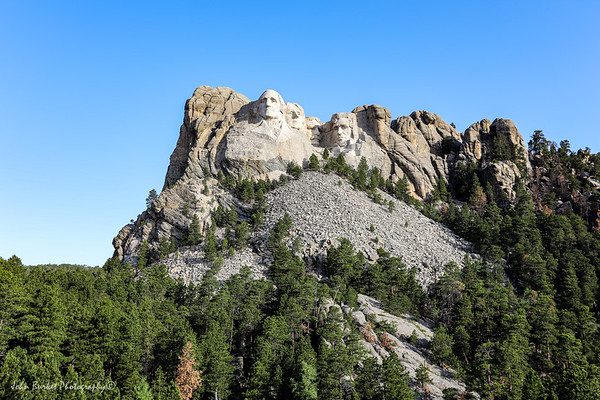 Mount Rushmoore and Custer State Park