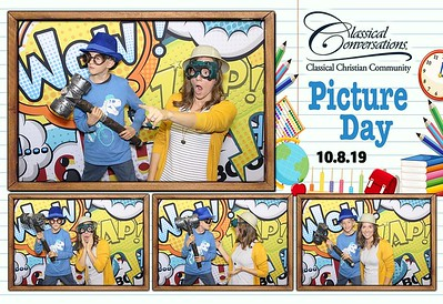 Classical Conversations Picture Day 2019