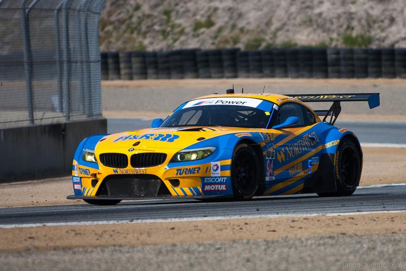 Turner Motorsports BMW Z4 GTD