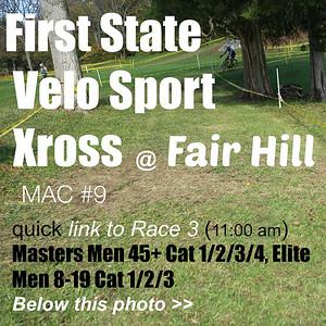 2014-11-08 Fair Hill CX_11am & 12pm races