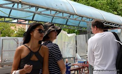 Chao Praya River cruise and return - June 2016