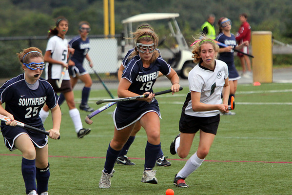 Southfield vs. Concord Academy Sept 18, 2009