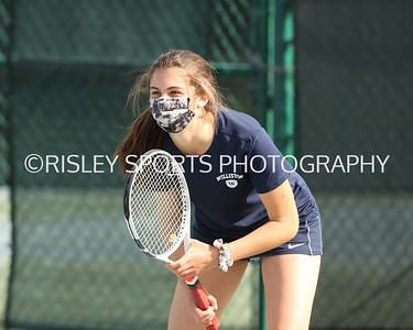 Girls Varsity Tennis vs. Suffield- April 9, 2021