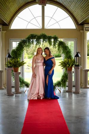 2021 Prom Red Carpet