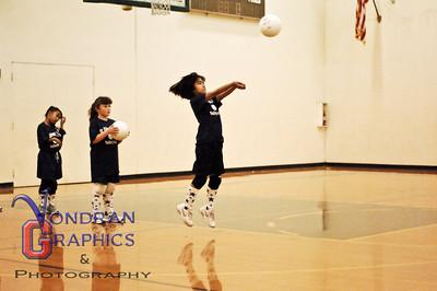 2010-1205 3rd Grade Volleyball