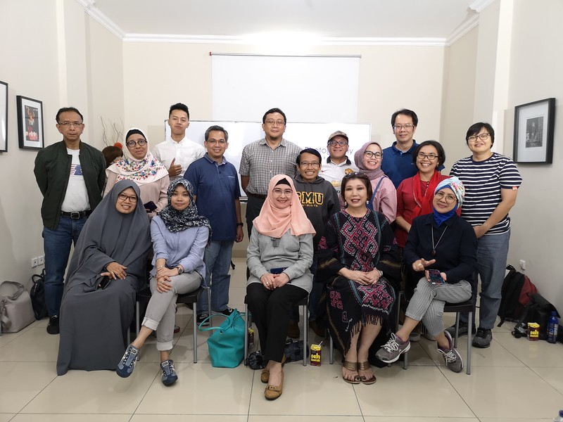 Workshop Mobile Phone Photography 1 - 16/12/2018