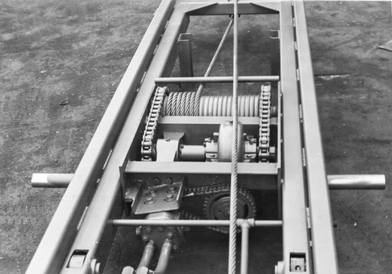 Tulsa Winch Model 24