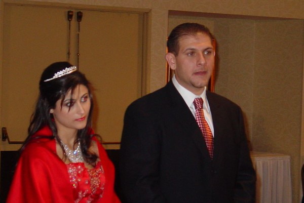Issa & Lina Haddad Engagement Party January 21 2005
