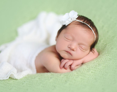Stella's Newborn Session