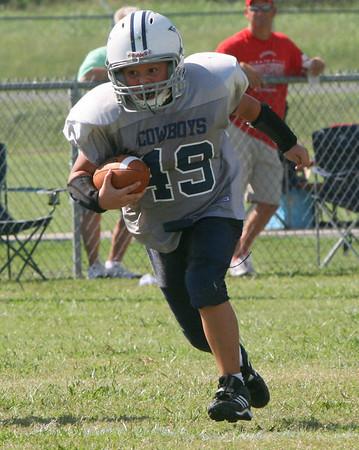 25Sept10 Jr. Cowboys v. Bearcats
