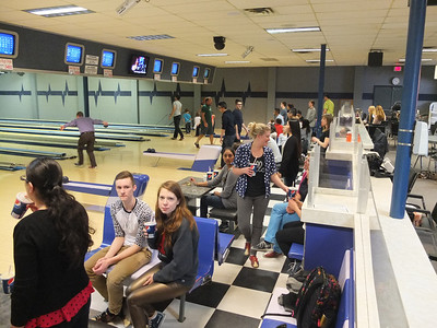 2014 Grad Bowling