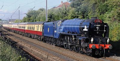 Mainline steam, 2014