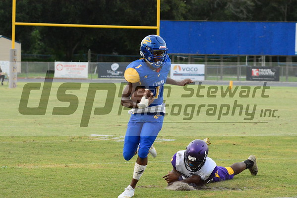 V.Football vs Central Ft. Pierce  08-24-18