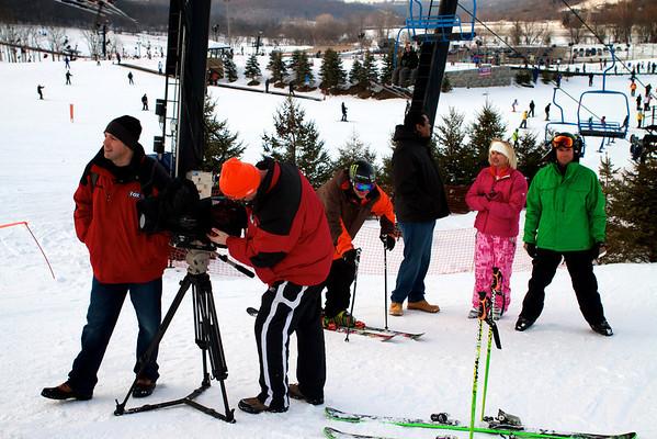 FOX 19 - PNS Shoot, January 2011