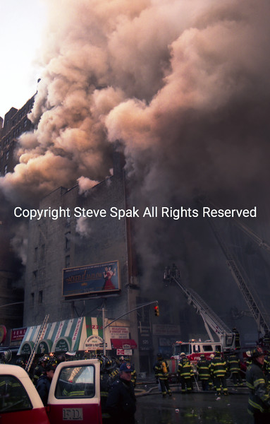 3-01-96  Manhattan 6th Alarm Box- 725 8 Ave & W 36 Street