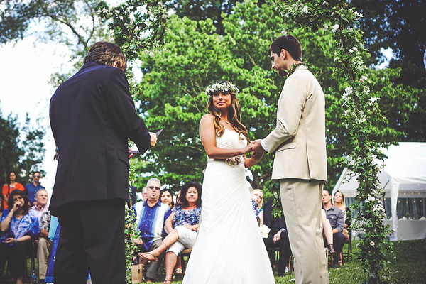 Megan+Alex Wedding