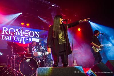 Romeo's Daughter - Rockingham 2015