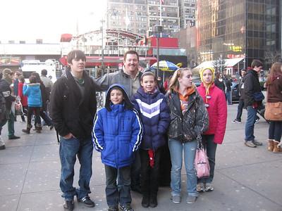 NYC 2011 NYE