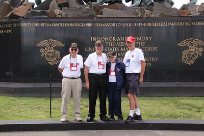 F44-FD-The Iwo Jima Memorial