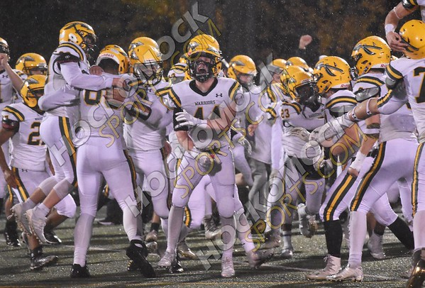 Mansfield - King Philip Football 11-9-18