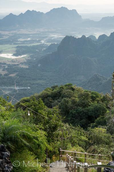Mt. Zwegabin, Hpa-An, Myanmar
