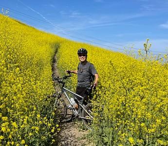 Biking Chino Hills