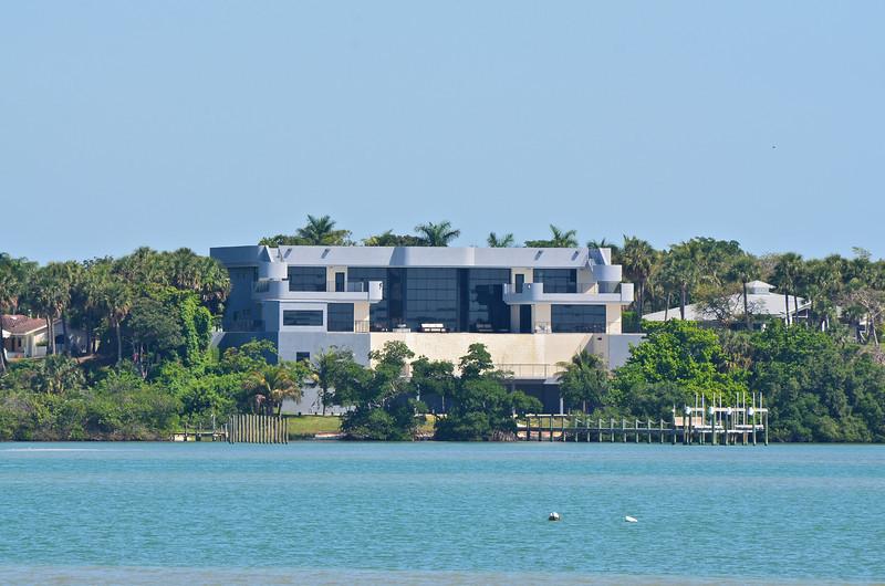 Stuart harbor mansion