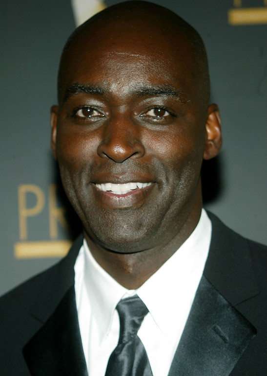 . Michael Jace arrives at the 9th Annual PRISM Awards at the Beverly Hills Hotel on April 28, 2005 in Beverly Hills, California.  (Photo by Frederick M. Brown/Getty Images)