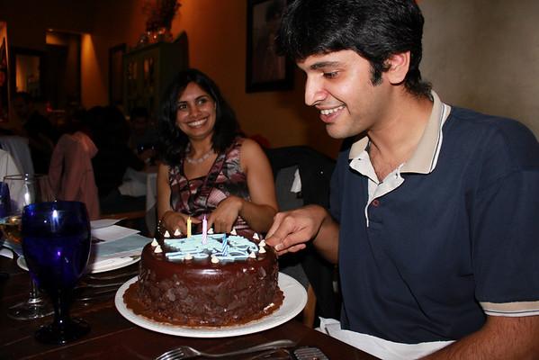 Shiva's 2009 Birthday Party