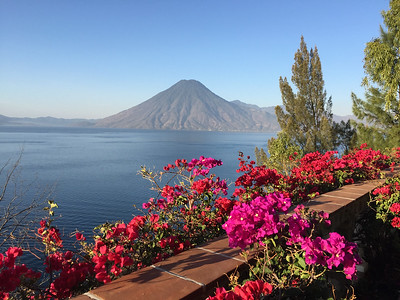 Lake Atitlán April 2017