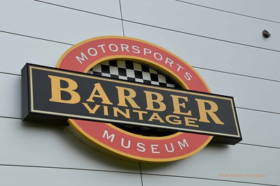 Barbers Motorsports Museum 2016