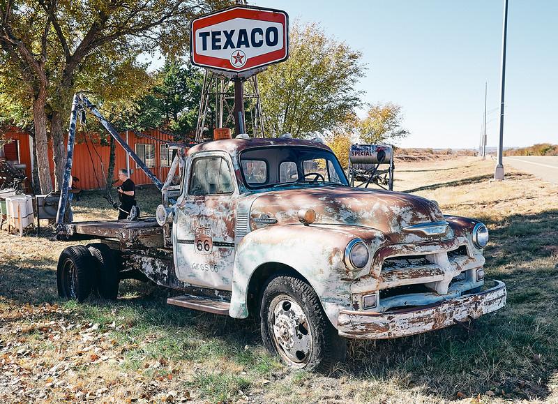 Route 66 - Trading Post, Tucumcari, New Mexico