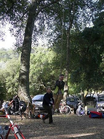 Rivendell Bike Works Weekend 2007