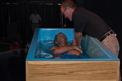 2014 May 17 & 18 Baptism