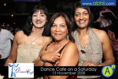 Dance Cafe - 15th November 2008