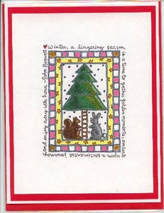 Christmas Cards 2002-2010
