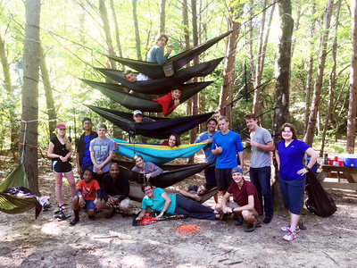 2016 BKPK (Jacks River Trail) - Landry Academy