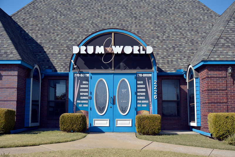 Drum World