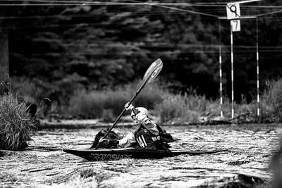 Canoe Slalom - Yair - Mono