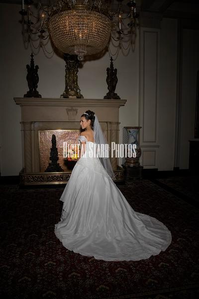 Priscilla Bridal Portait