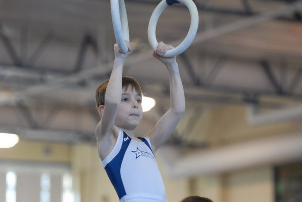 Maryland State Boys Gymnastics Championship - Session 4 (Level 4) Rings