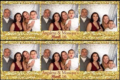 Angalena & Monique's Sweet 16