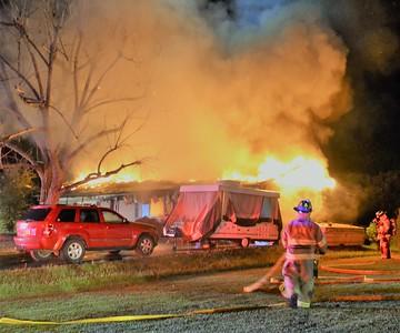 House Fire - Beaconsfield Rd, Henrietta, NY - 6/6/21