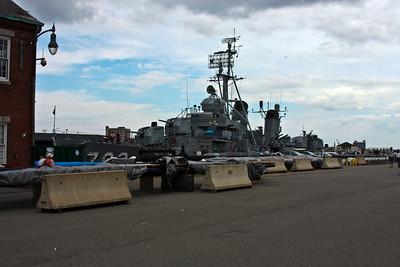 Boston Navy Yard