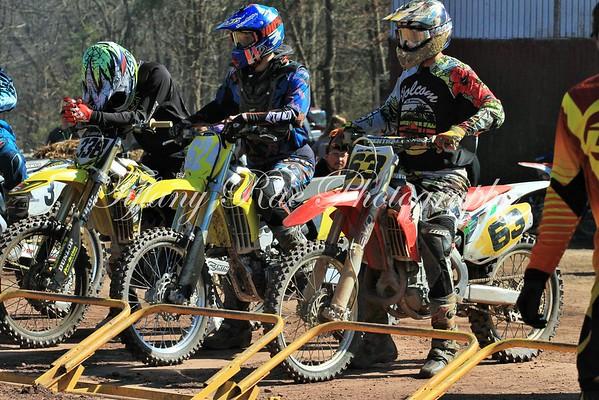 April 11, 2015 Outlaw Race #1 Bikes