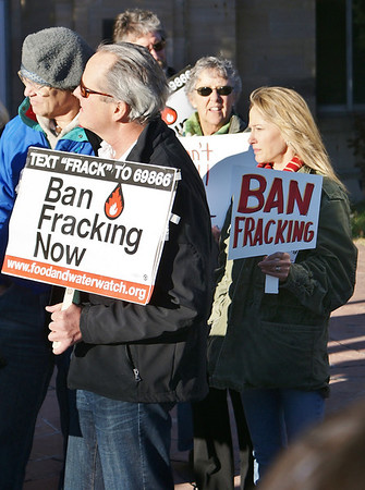 Boulder/Lafayette Co. Aug&Nov 2012- Anti Fracking Demonstrations