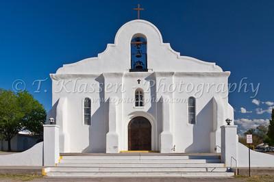 San Elizario Mission, El Paso