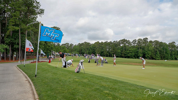 FSU Men's Golf - NCAA Regional - 05-13-2019