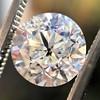 3.36ct Transitional Cut Diamond GIA J VS2 8