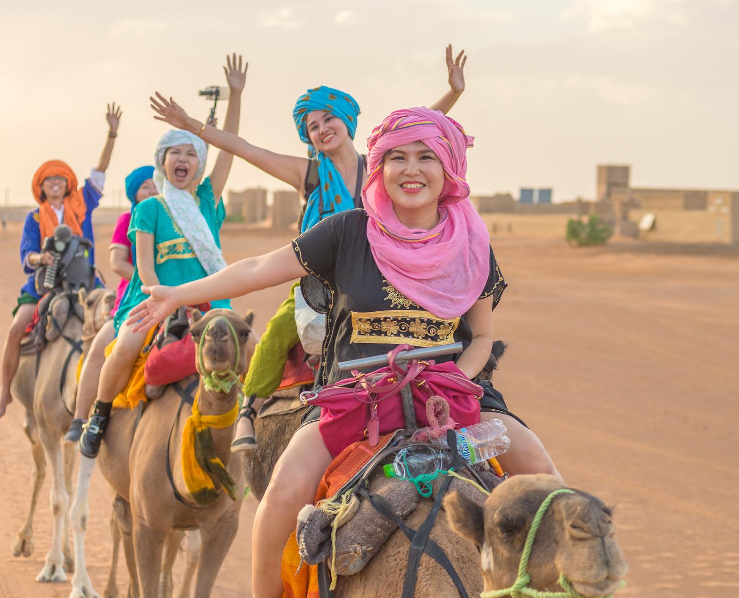 北非調色盤 摩洛哥 撒哈拉沙漠之旅以及沙漠拍攝建議 by Wilhelm Chang 張威廉